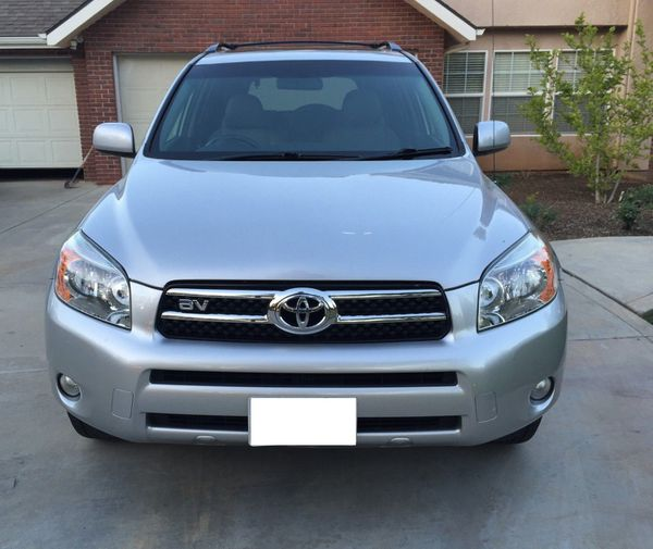 Wonderful 2008 Toyota RAV4 4WDWheels Clear For Sale In