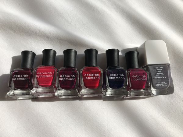 Deborah Lippmann nail polish set for Sale in Rancho Cucamonga, CA ...