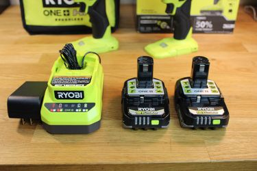 2 in 1 RYOBi 18V Drill/Driver Impact Kit Thumbnail