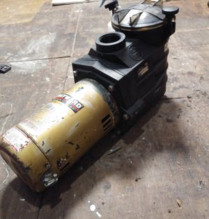 Hayward spa pump for Sale in Zephyrhills, FL