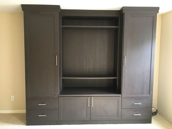 Closet And Tv Stand
