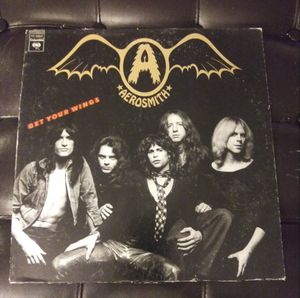 Vintage Aerosmith vinyl records for Sale in Gaithersburg, MD