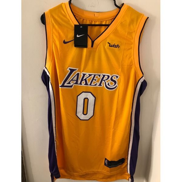 size 40 6a8ed 989fe Kyle Kuzma home laker Nike xxl jersey NWT for Sale in Los Angeles, CA -  OfferUp