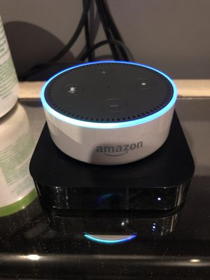 3rd Gen Apple TV and Amazon Echo for Sale in Chicago, IL