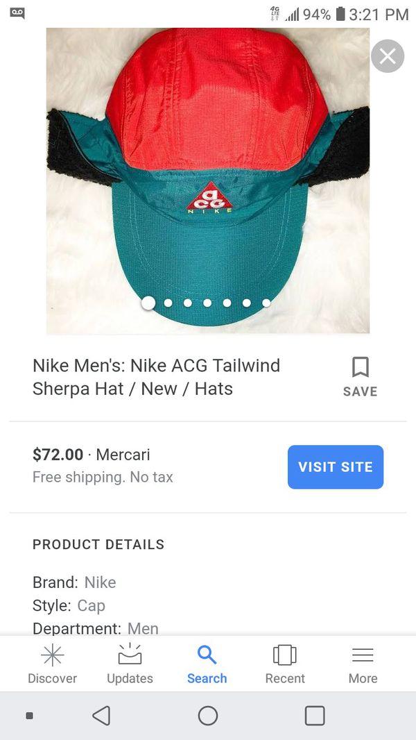 c4e2ee99124 Nike ACG tailwind sherpa for Sale in Bell Gardens