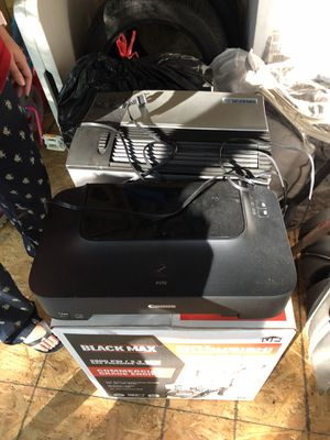 Canon photo printer w/new toner for Sale in Fairfax Station, VA