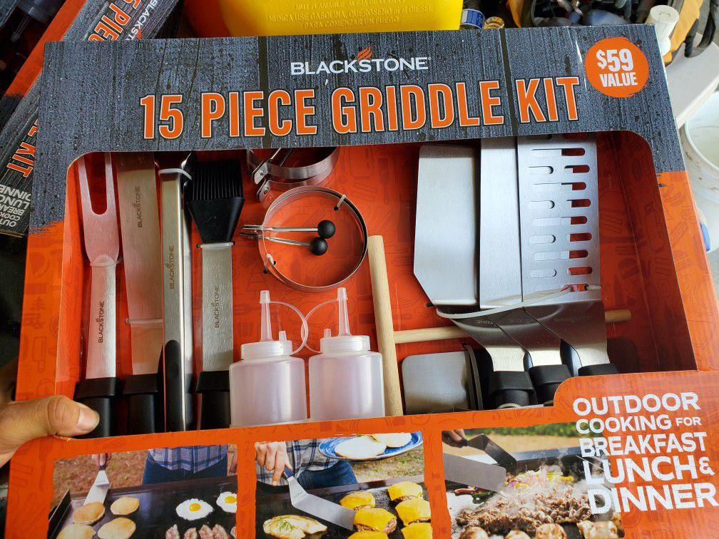 Griddle kit