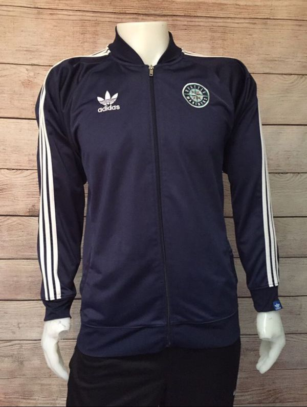 753fe6e8f Seattle Mariners track jacket Adidas track jacket Seattle Mariners baseball  Seattle Mariners Jersey