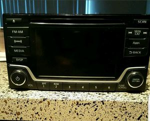 Nissan Versa OEM Stereo Receiver for Sale in Austin, TX