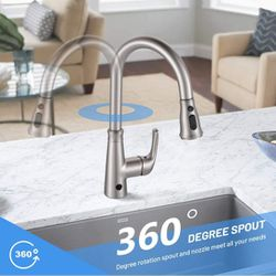 Dalmo Kitchen Sensor Faucet Thumbnail