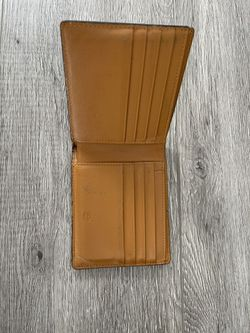 MCM Monogram Wallet Cognac Thumbnail