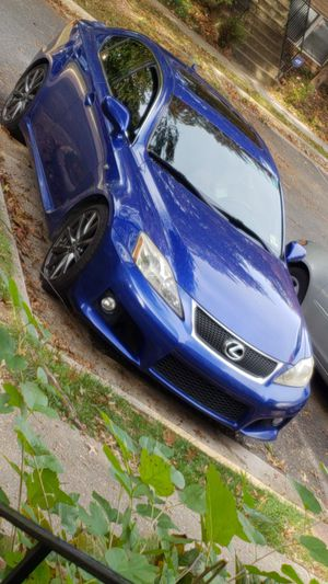 08 Lexus IS F rare v8 Yamaha engine quad stack exhaust 423 hp 8 speed auto 0 to 60 4.4 seconds for Sale in Oxon Hill, MD
