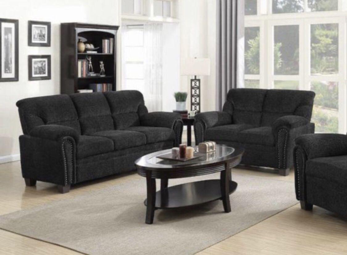 Brand new modern living room set