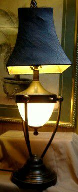 Classic dual level desk lamp 8x33 in for Sale in Norco, CA