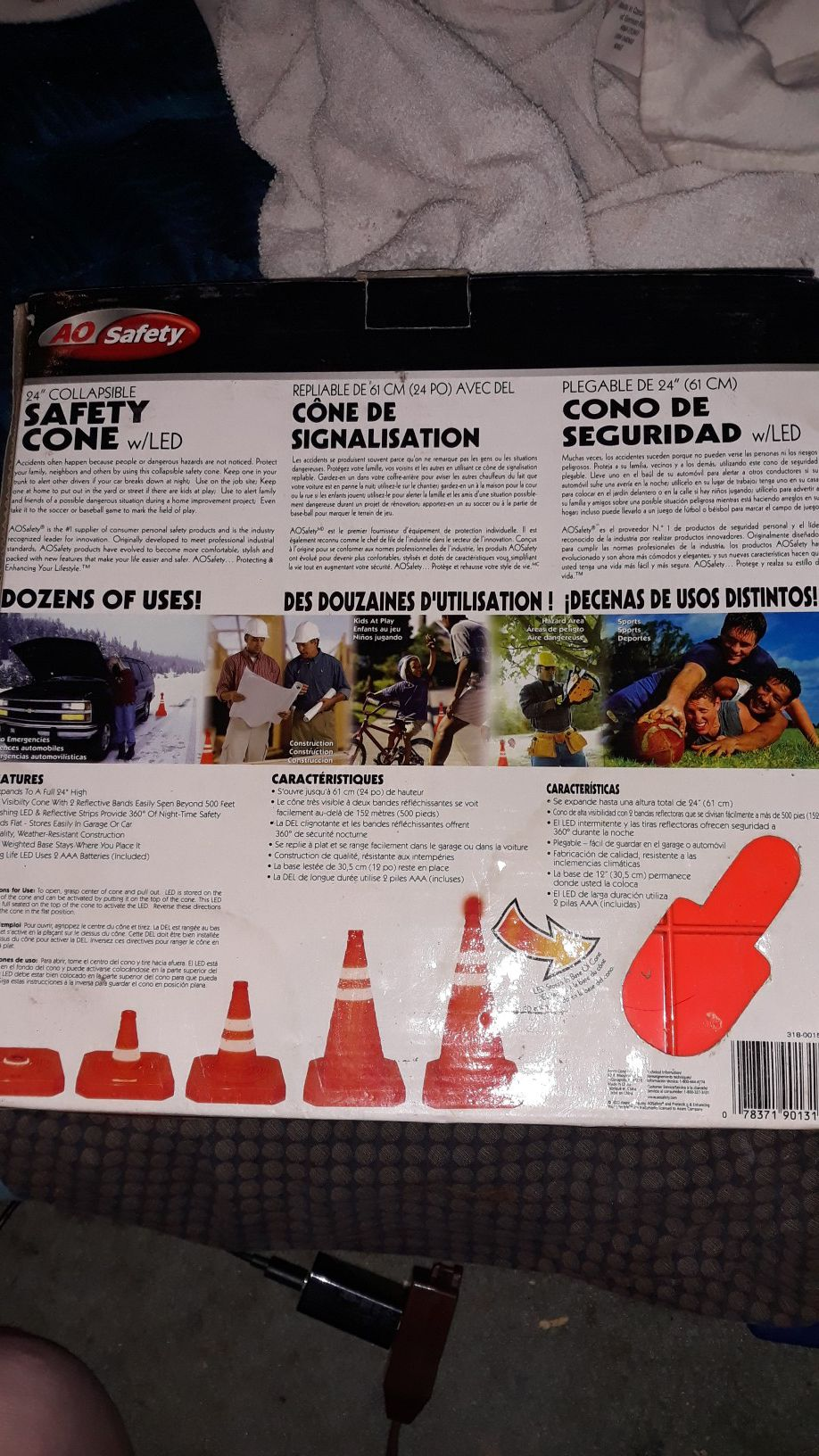 AO safety cone