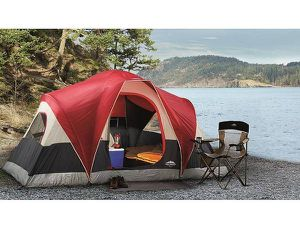 New 6 person 12' x 10' Camping tent, Never used or opened for Sale in Chantilly, VA