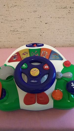 Chicco English/ Spanish Speaking Driving Dashboard for Sale in Madison Heights, VA