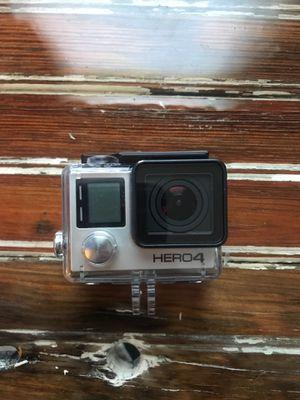 GoPro hero 4 silver for Sale in Vienna, VA