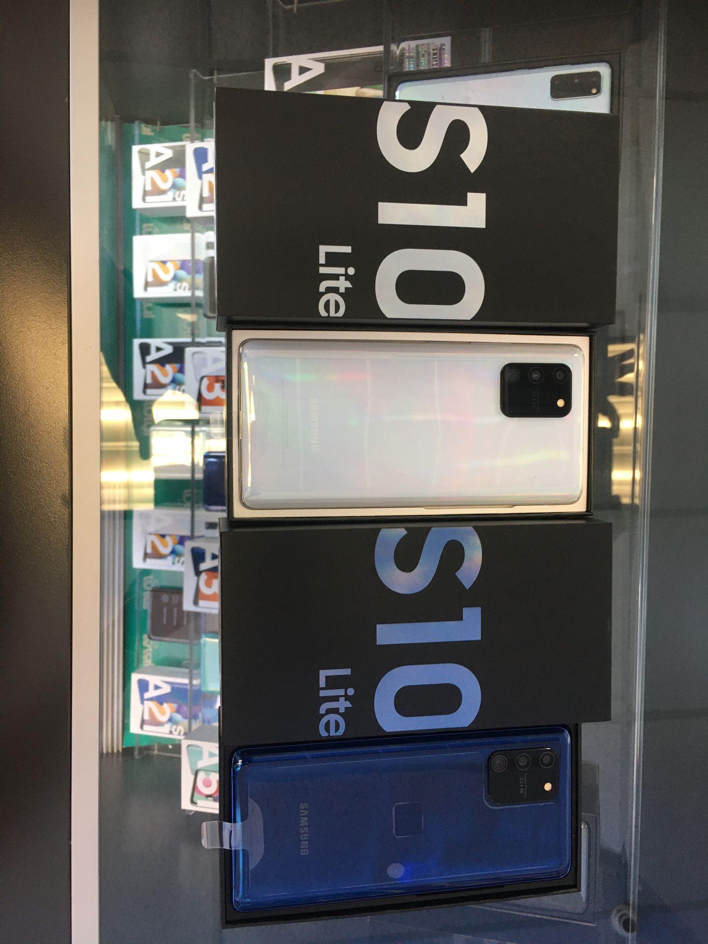Samsung S10 Lite Brand New Unlocked