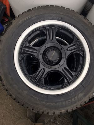 Photo RIMS ONLY 15 in