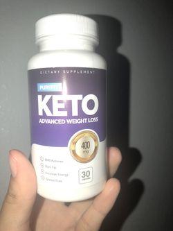 Keto advanced weight loss dietary supplement Thumbnail