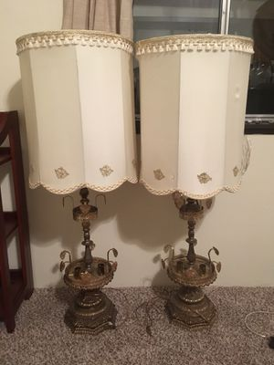 New And Used Antique Lamps For In Vancouver Wa Offerup