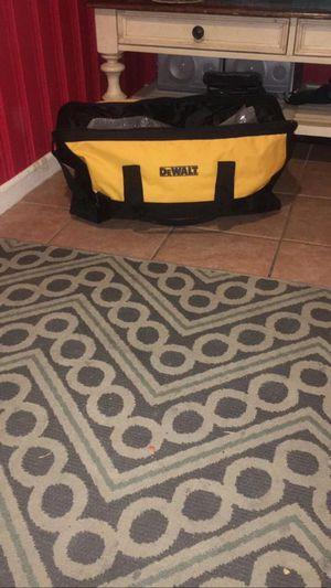 Bolsa grande para herramienta dewalt for Sale in Hyattsville, MD