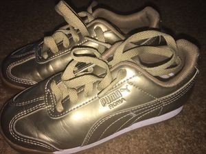 Pumas Lil kids shoes size 11 for Sale in Washington, DC