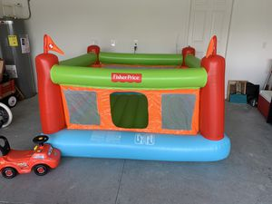 Photo Brand new bounce house