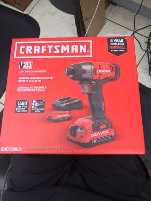 Craftsman drill for Sale in Orlando, FL