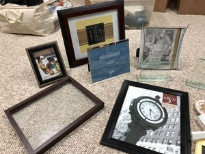 Assorted frames - some brand new. All excellent for Sale in Baltimore, MD