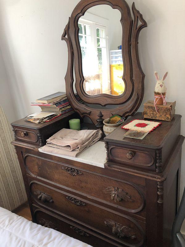 Antique Dresser For Sale In Redlands Ca Offerup