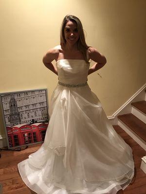 Wedding dress- Designer Alyne Style Marie for Sale in Atlanta, GA