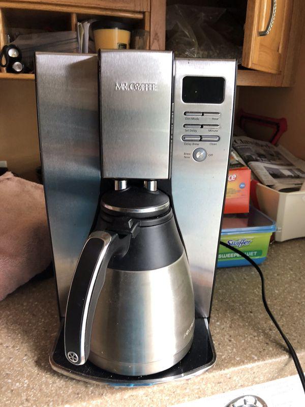 Mr. Coffee 10-Cup Optimal Brew Thermal Coffee Maker ...