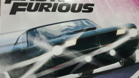Hot Wheels Fast and Furious 70 Plymouth AAR Cuda Thumbnail