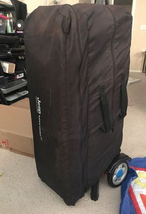 Jeep Sahara Limited Xt Travel Playard For Sale In Hesperia Ca