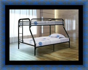Full twin bunk bed frame for Sale in Chillum, MD