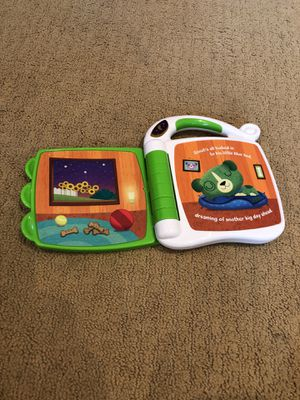 Leap frog infant note book for Sale in Irvine, CA - OfferUp