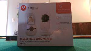 Motorola Digital Video Baby Moniter MBP481 for Sale in Herndon, VA