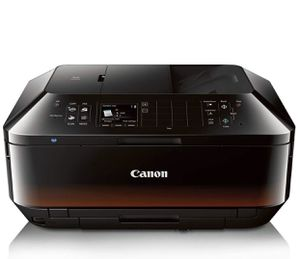 Photo Canon Office and Business MX922 All-In-One Printer, Wireless and mobile printing