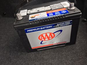 New Car Battery / Triple A / Never used for Sale in MIDDLE CITY EAST, PA