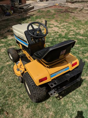 Cub Cadet lawn tractor for Sale in Littleton, CO - OfferUp