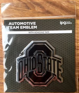 Ohio State Buckeyes auto emblem for Sale in Lancaster, OH