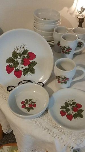 Photo Vintage McCoy pottery