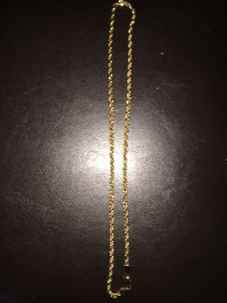 14 k gold chain Thumbnail