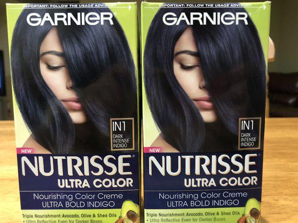 Garnier Nutrisse Ultra Color In1 Dark Intense Indigo For Sale In