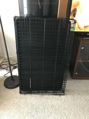 Medium dog crate for Sale in Herndon, VA
