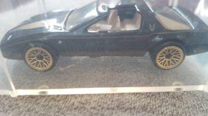 Photo Hot wheels firebird 1982 die cast Pontiac firebird