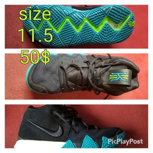 Price and size in pictures basketball shoes for Sale in Germantown, MD