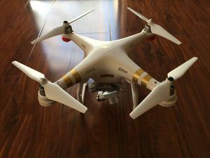 DJI Phantom 3 Pro Drone With Backpack & 30 mins of Training for Sale in Los Angeles, CA